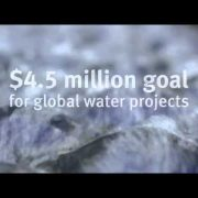 Aveda 2012 Clean Water Fund